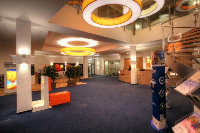 Peters Design Übersicht Referenzen Bank