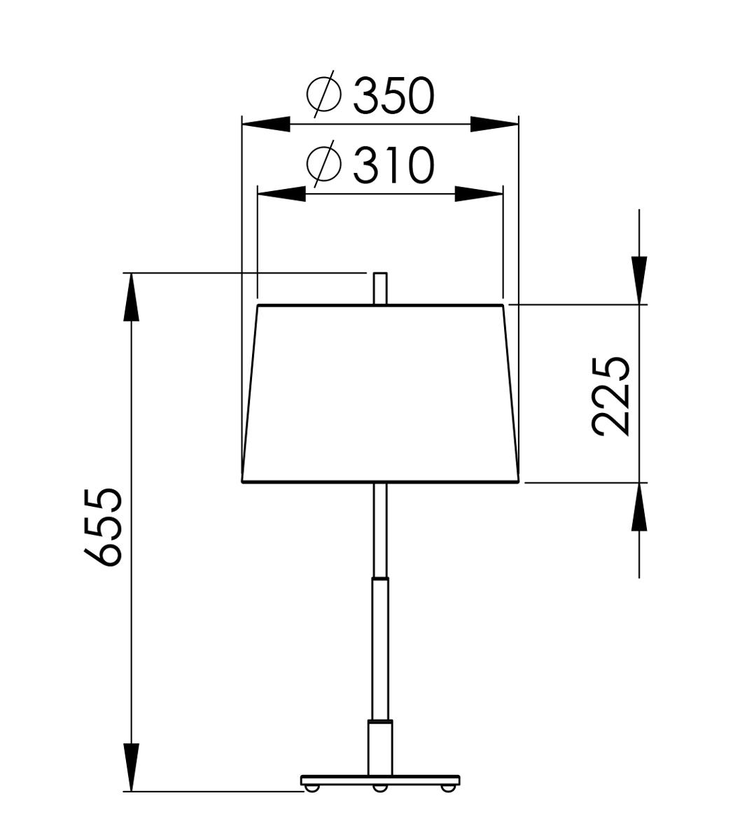 Abmessungen SCALA 65
