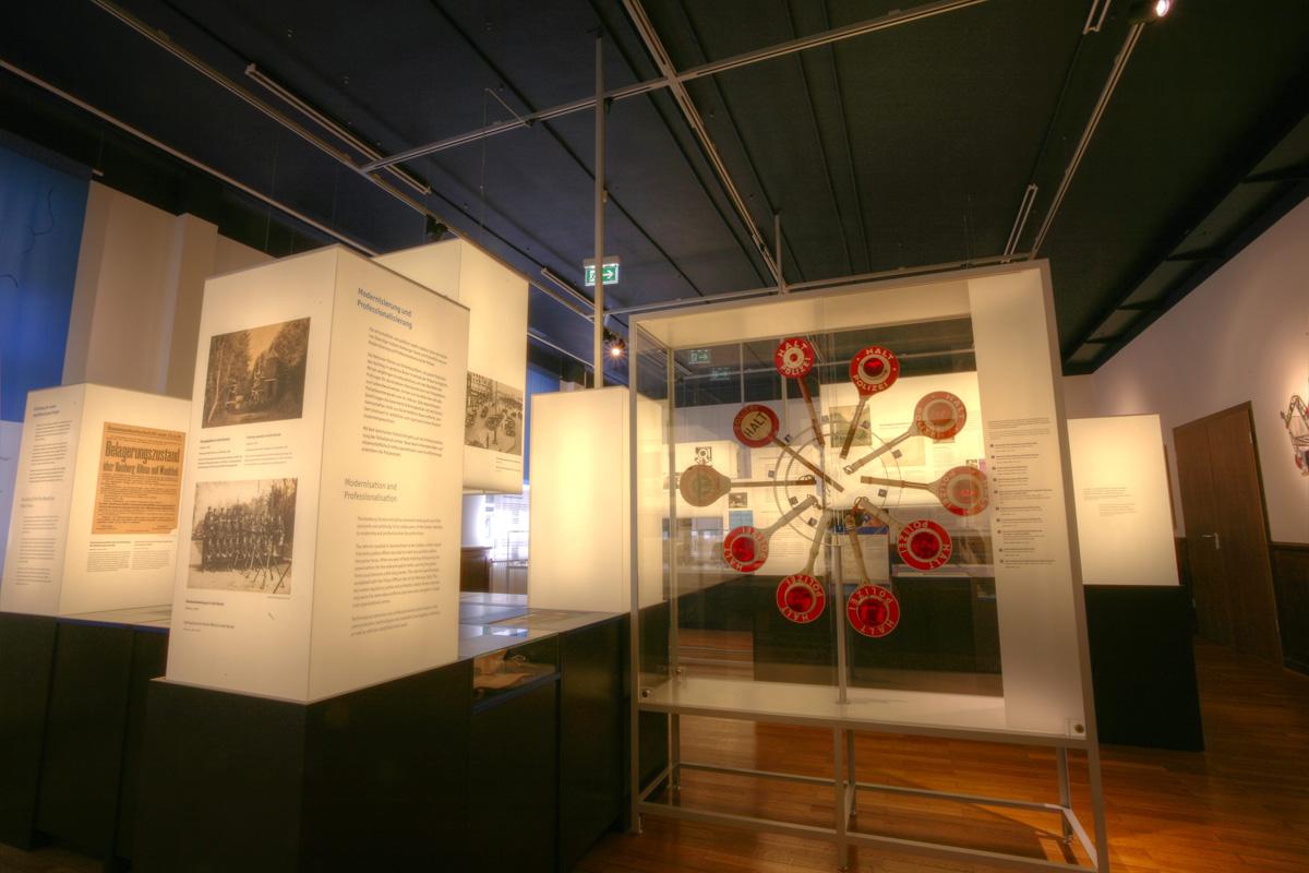 Leuchten Polizeimuseum - Hamburg