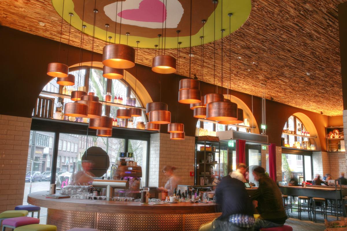 Leuchten Restaurant Burgerlich - Hamburg