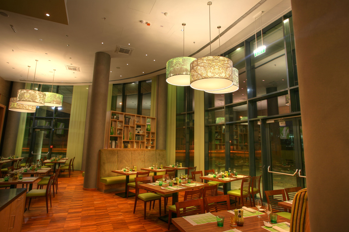 Leuchten Marriott Hotel Viertel Zwei - Wien