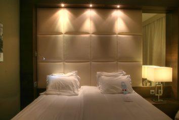 Hotelzimmer Leuchten Concorde La Fayette - Paris