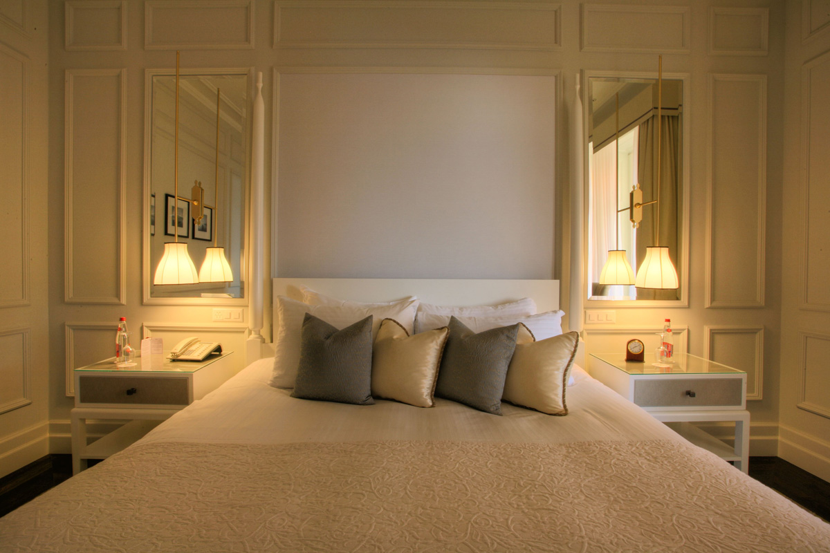 Leuchten Hotelzimmer Peters Design