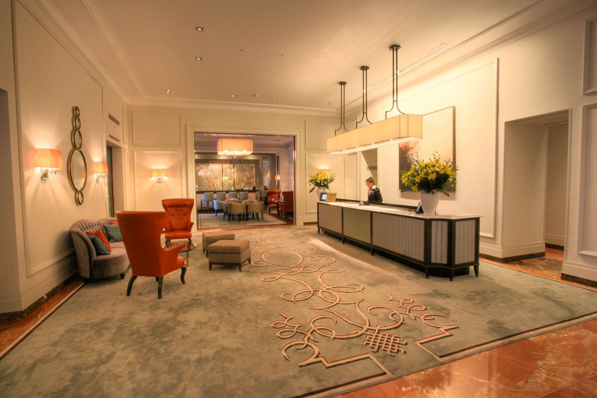 Leuchten Fairmont Hotel - Montreux