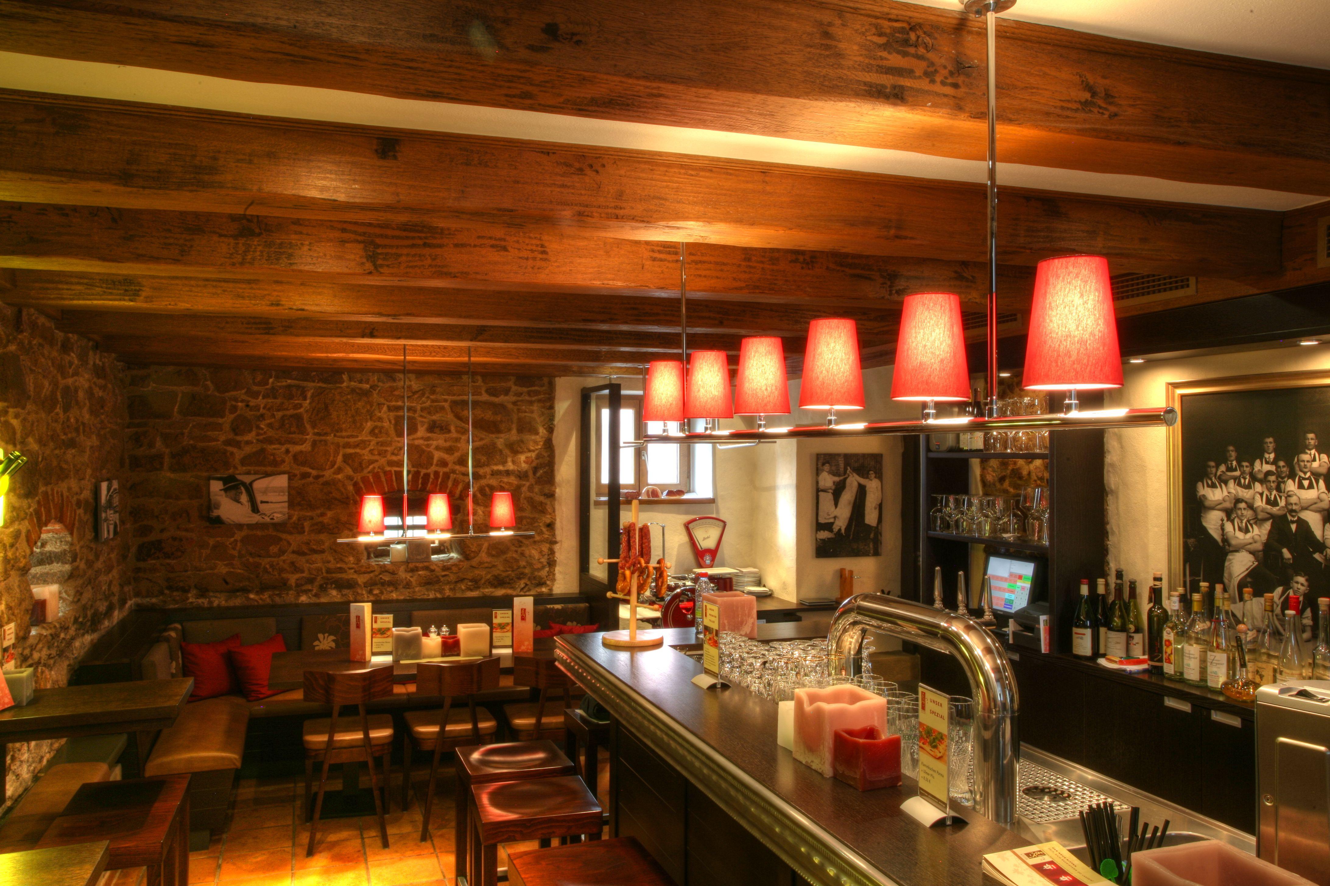 Leuchten Hotel Ritter - Durbach