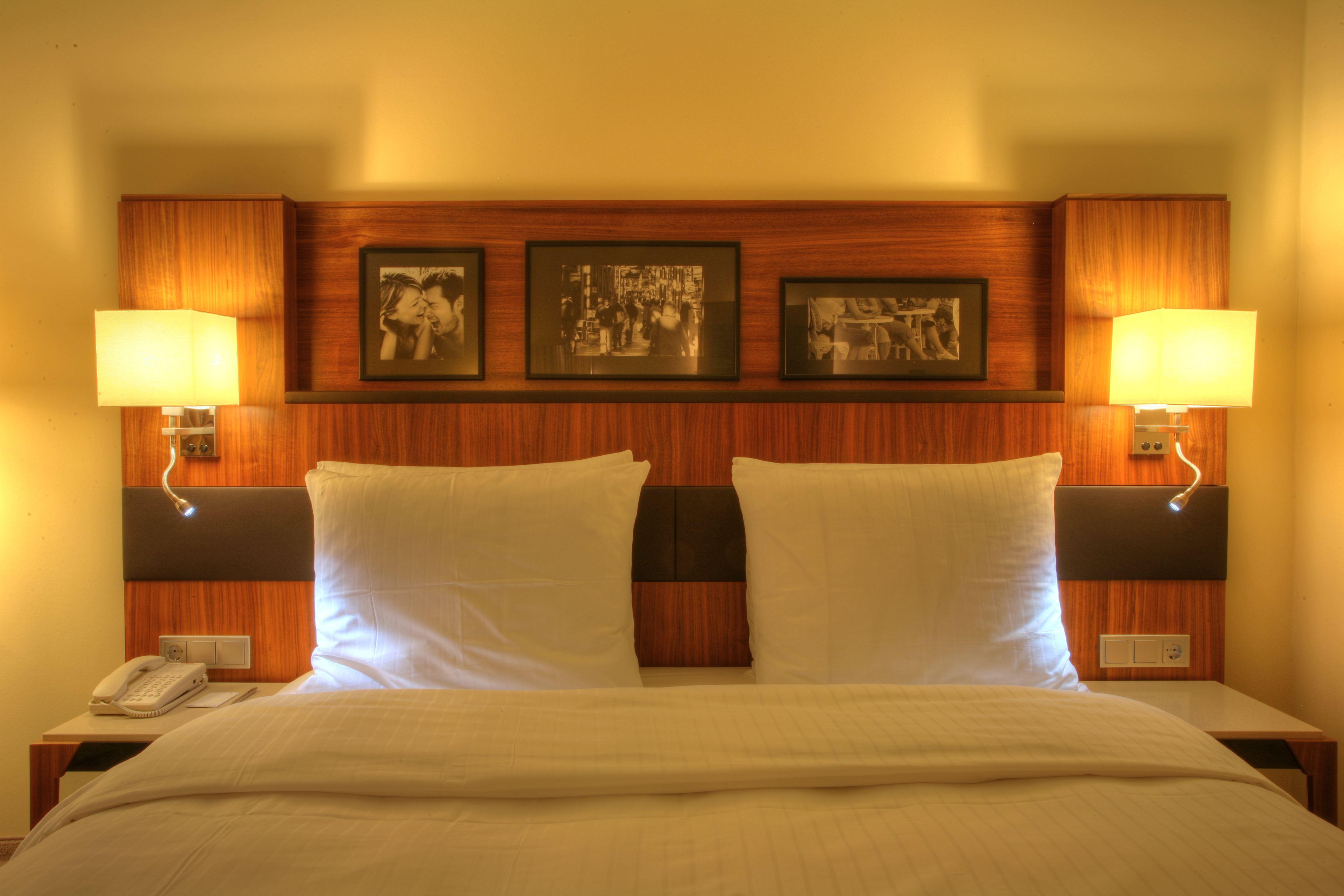 Leuchten Hotelzimmer Peters-Leuchten