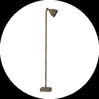 Stehleuchten Petersdesign Leuchten Stehleuchte Baia 125