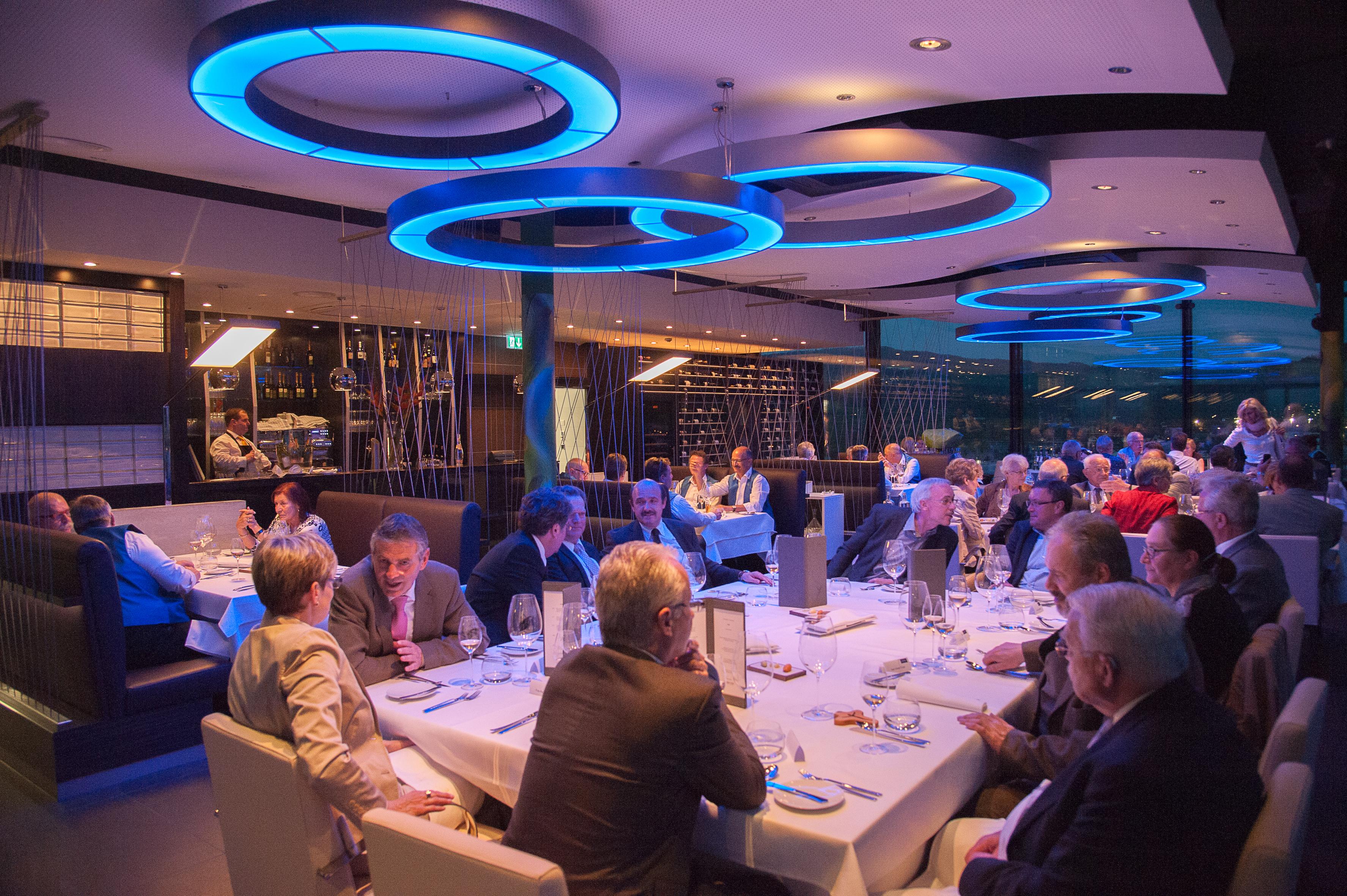 Leuchten Baarcity Restaurant - Baar