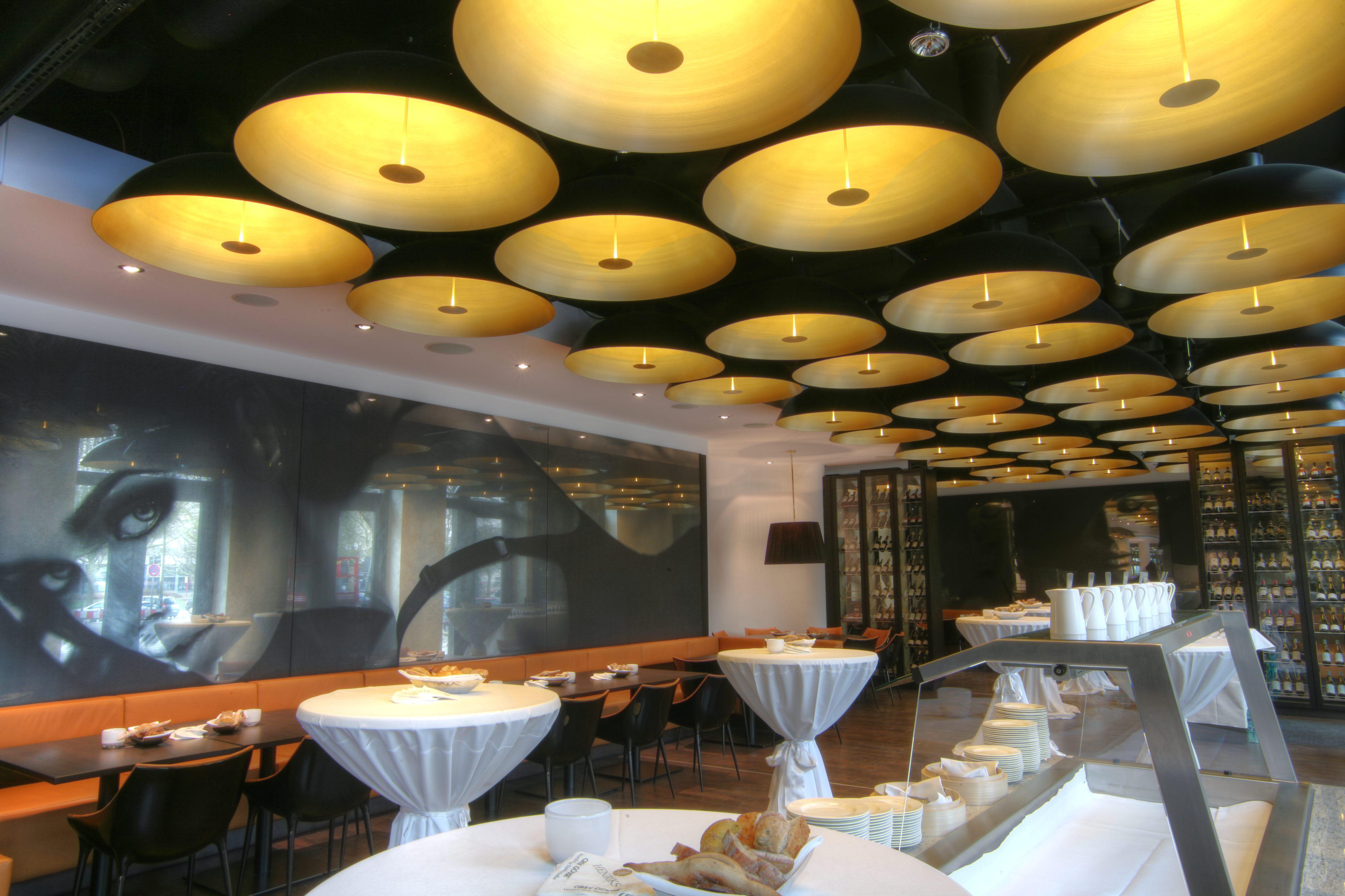 Leuchten Restaurant Henriks - Hamburg