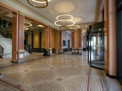 Beleuchtung im Museum: Hamburger Kunsthalle - Hamburg