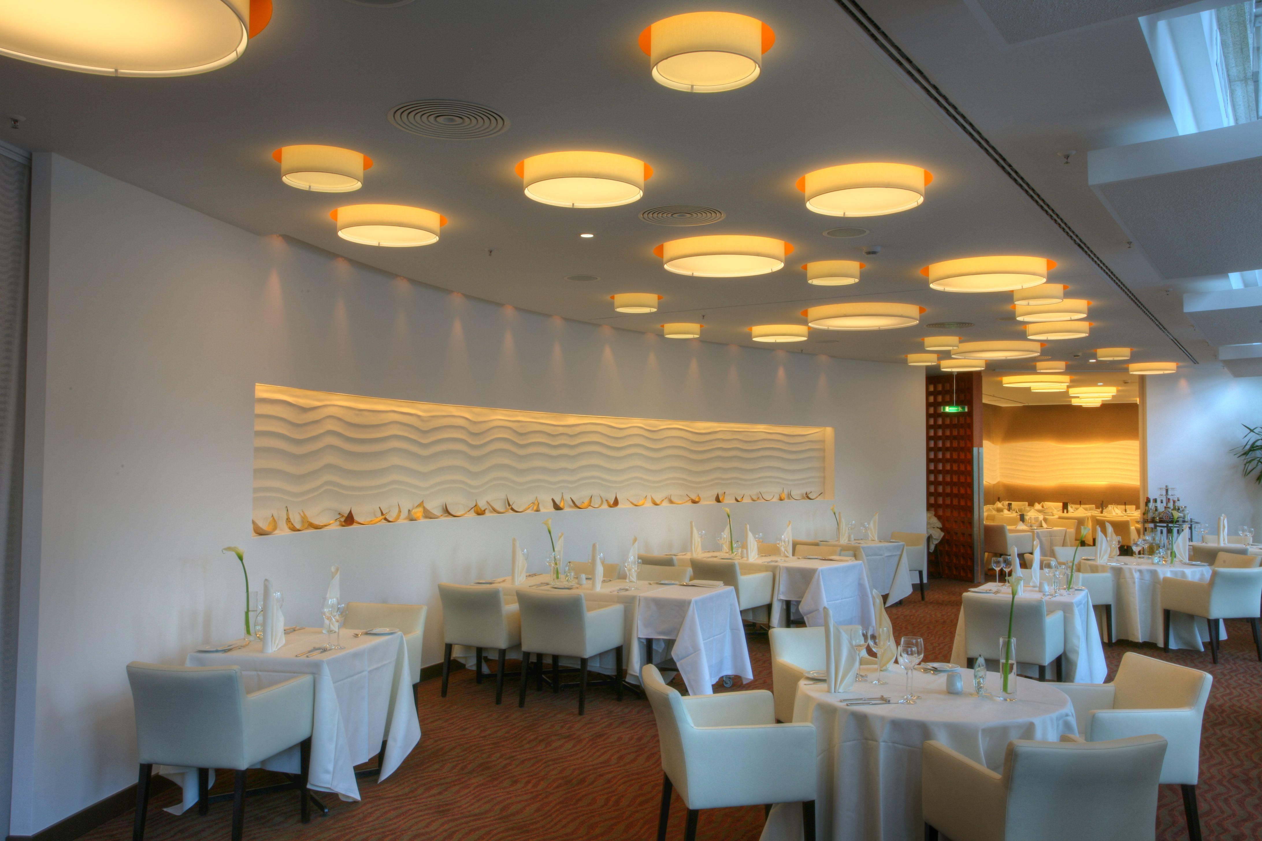 leuchten gastronomie steigenberger hotel hamburg peters leuchten design