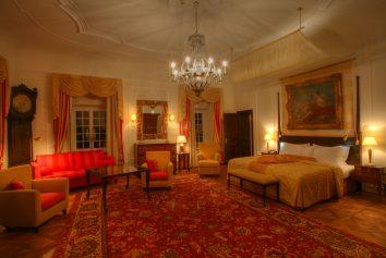 Hochklassige Beleuchtung für Hotels mit 5 Sterne Schloss Fuschl - Hof bei Salzburg