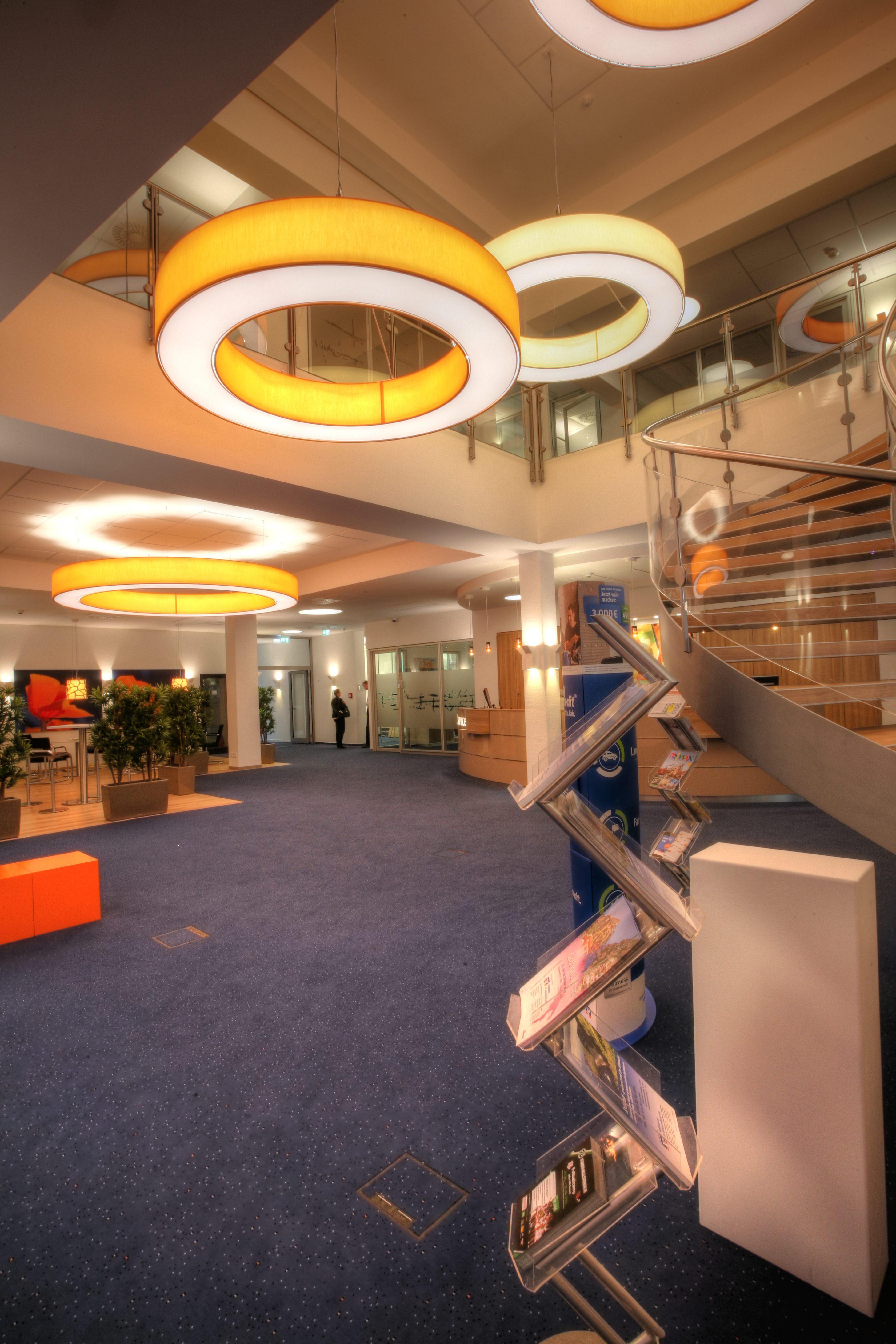 Leuchten Volksbank - Bückeburg