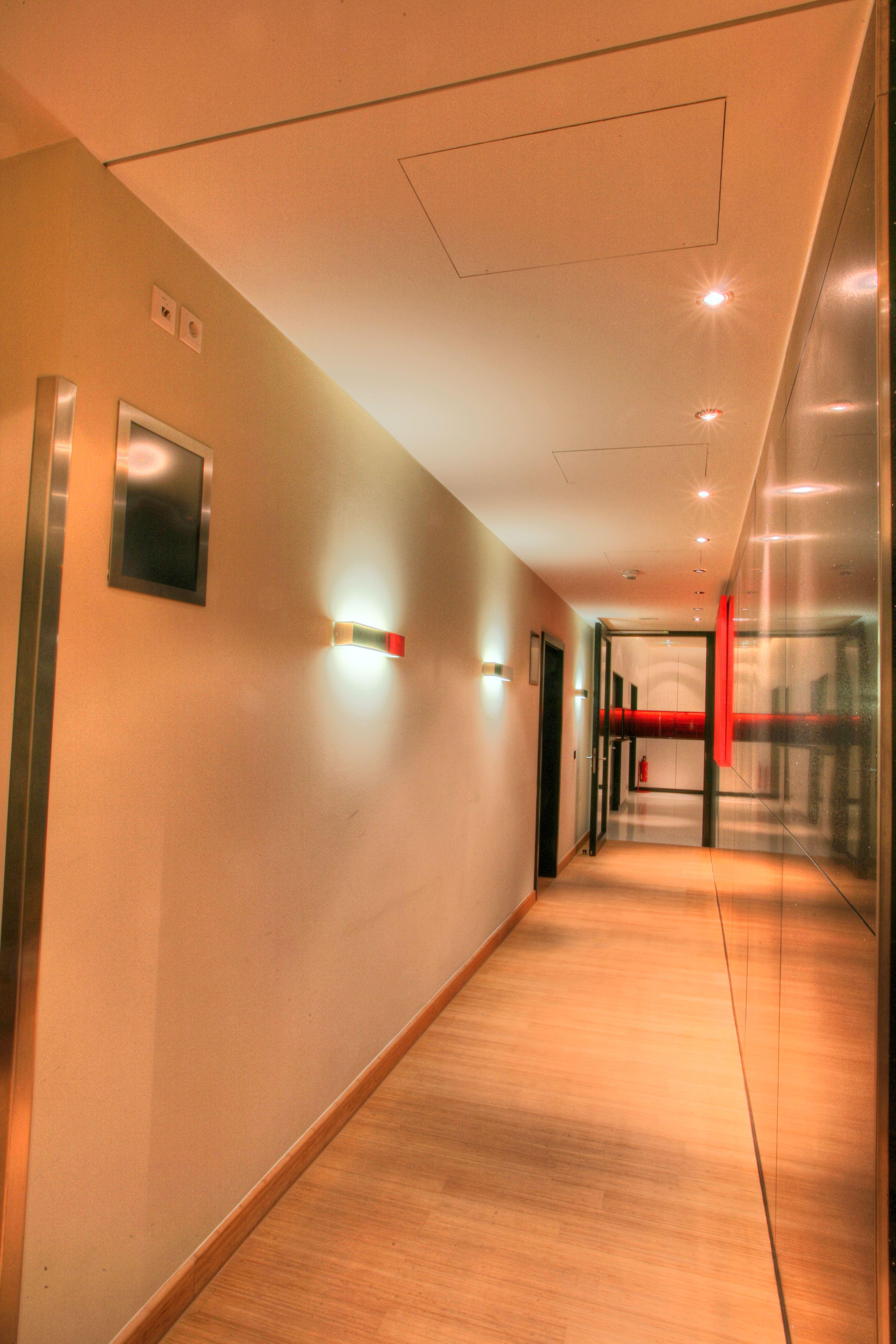 Leuchten Radisson SAS Hotel - Hamburg