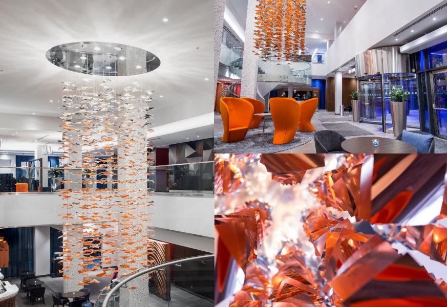 Peters Leuchten Radisson Blu Hotel Sheremetyevo