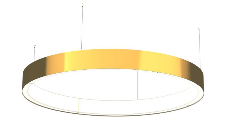 Ringleuchte Turbo Peters leuchten Design