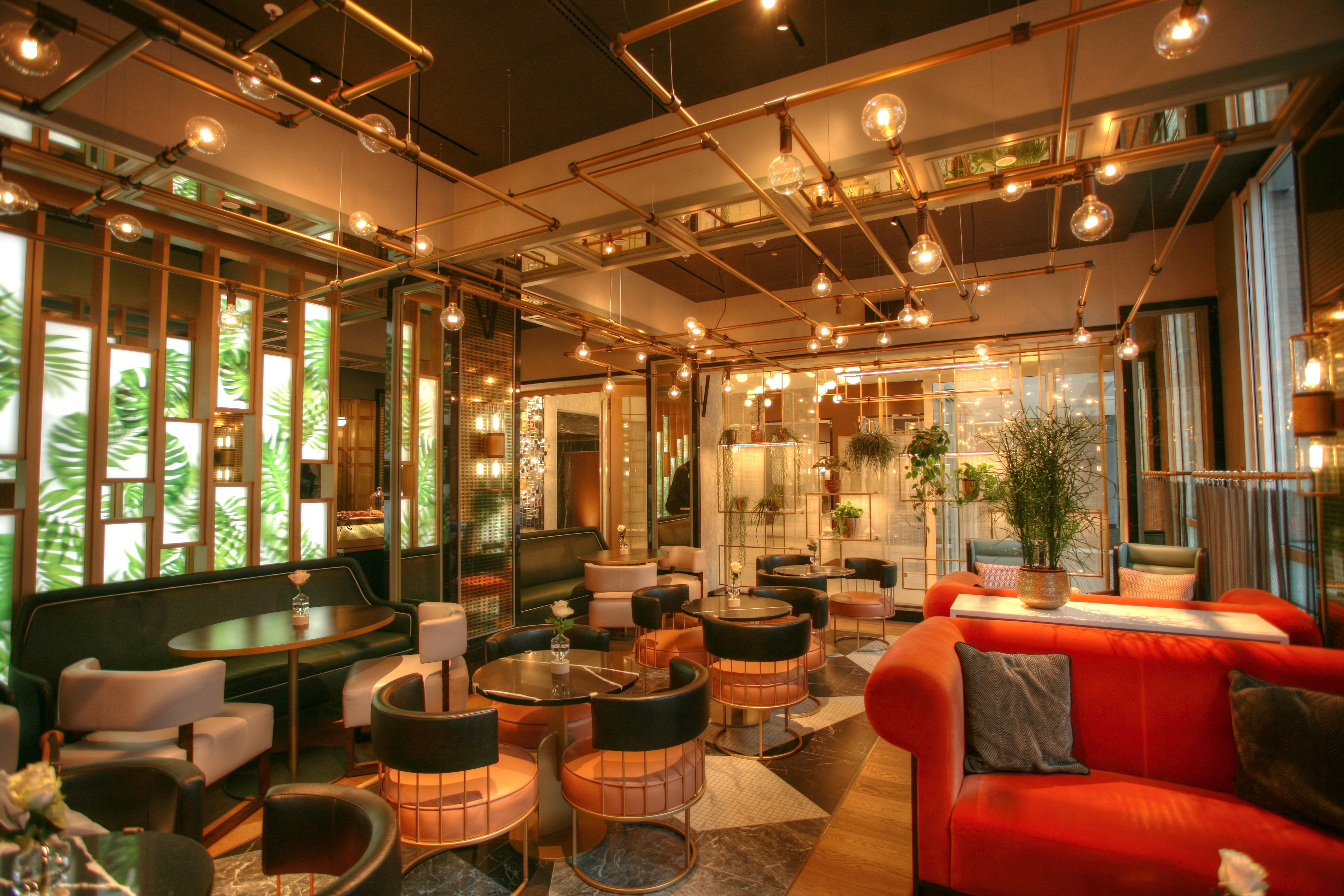 Hilton Juliet Rose Bar - München
